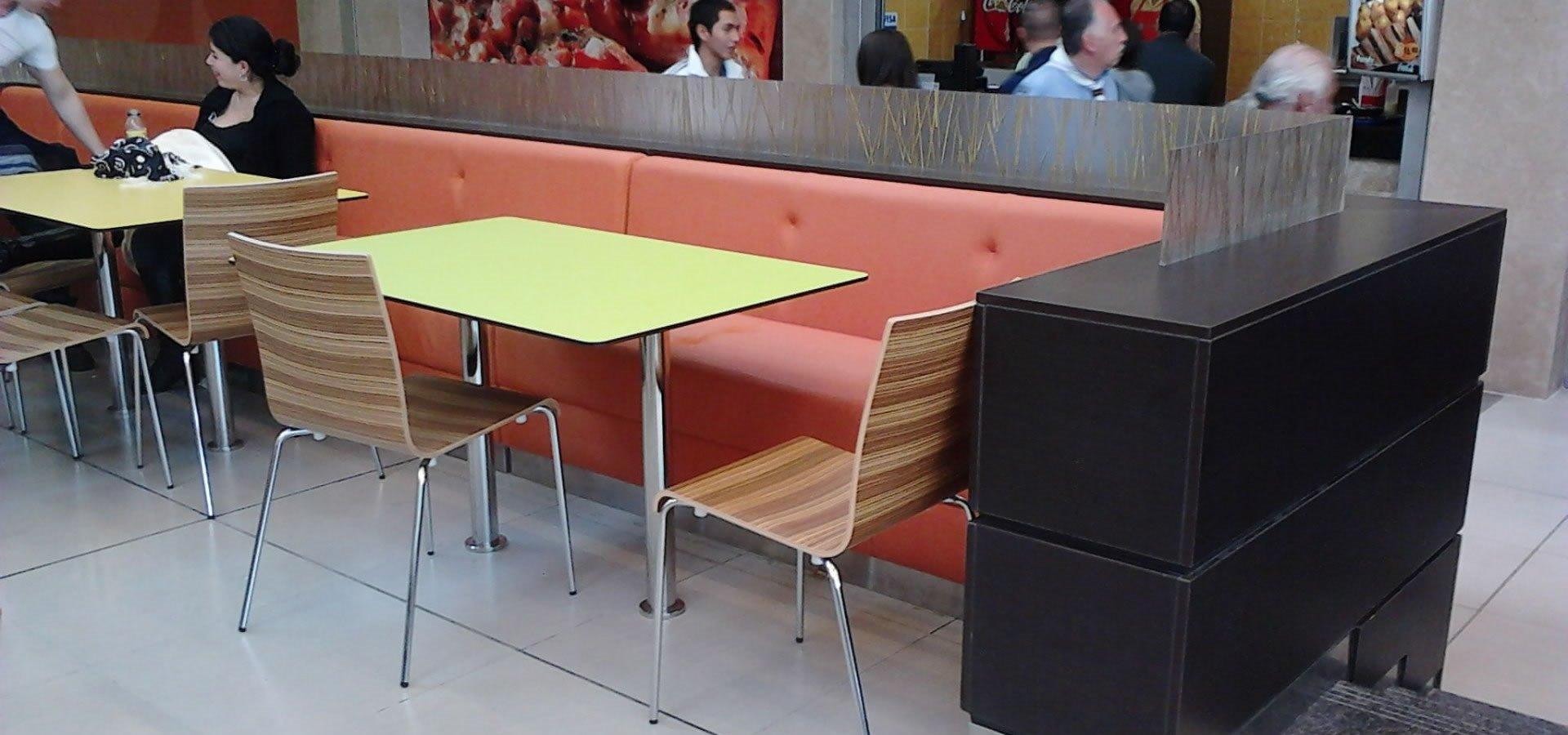 Muebles plazoleta comidas centro comercial tit n plaza for Muebles plaza norte